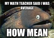 Just a little math humor...