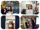 Scholarship Fund Winners