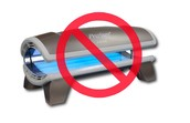 Avoid tanning beds!