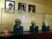Museo arqueológico de la UPTC