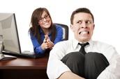 Employers look at job applicants social media