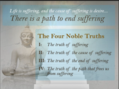 Four Noble Truths