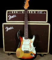 64 Fender Strat