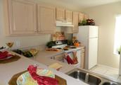 Spacious 2 and 3 bedroom floorplans