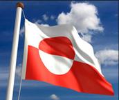 Greenlands Flag