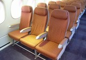 Larger passengers would be safer with two seats, not one.