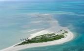 Nehledejte pustý ostrov k nalezení soukromí