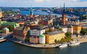 a town in Sweden