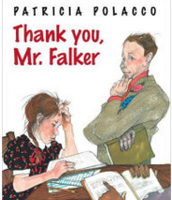 Thank You, Mr. Falker, Patricia Polacco's ($8.00)