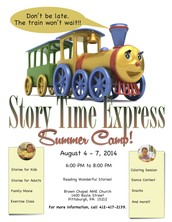 Don't Miss This Event August 4, 2014 thru August 7th