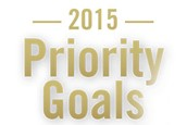 Our 3 Priority Goals