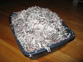 Paper Cat Litter