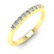 Petite Diamond Ring