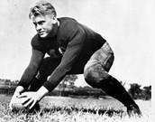 #48 Gerald Ford, a Michigan Wolverine