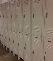 New Lockers!