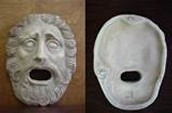 Greek Mask