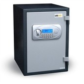 The LockState LS-50 Floor-mounted Fire Safe