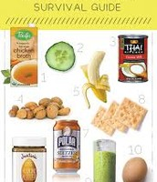 Eat foods with a lot of nutrition