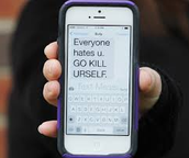 Cyberbullying is a serious issue