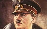 Painting of Hitler