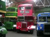 Manchester's tranportation history