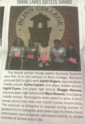 Young Ladies Success Summit