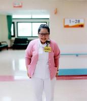蔡季恩-五病房護理師