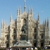 Picture of Milan italy