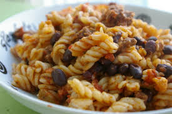 Mexican penne