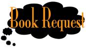 Book Requests?