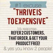 Share and Refer 2 Customers and Get Your Products FREE!!