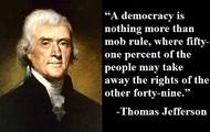 views on democracy