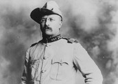 Roosevelt as a Colonol