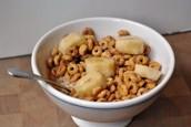 El Cereal y Los Plátanos