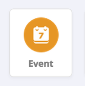 "1. Click on the ""Event"" button"