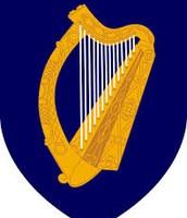 Ireland coat of arms