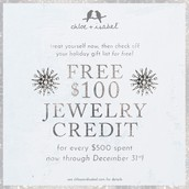 Free credit for customers!