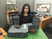 Arianna Cisneros' Great Wall of China