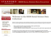 SSDS Data Collection