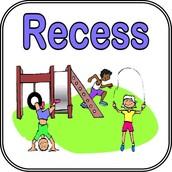 Recess!!
