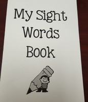sight word book
