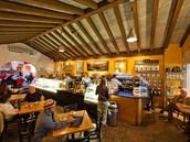 Blaine's café