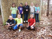 Student Council Provides Trail Maintenance