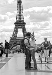 they call paris the city of love<3