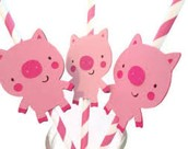 All the pigs can promise you that you will have a great time!