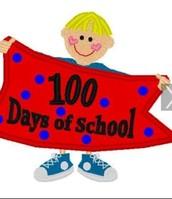 The 100th Day Fun!!