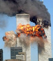 Twin Towers Crash
