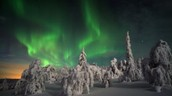 The Actual Cause Of The Northern Lights