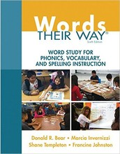 Word Study - An Intro to Words Their Way