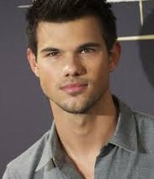 Twilight's Taylor Lautner as Fargas